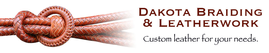 Dakota Braiding and Leatherwork